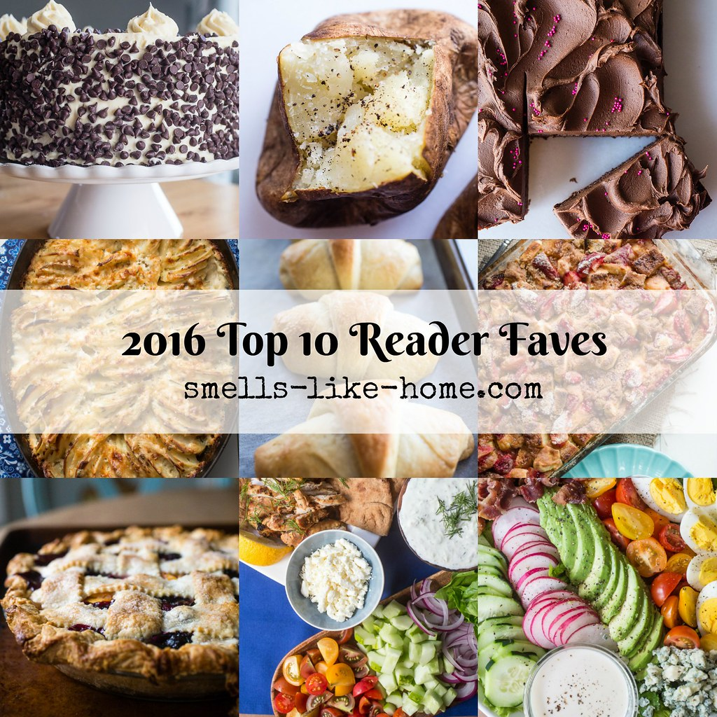 2016 Top 10 Reader Faves