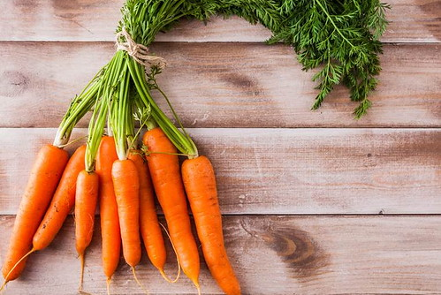 manfaat wortel