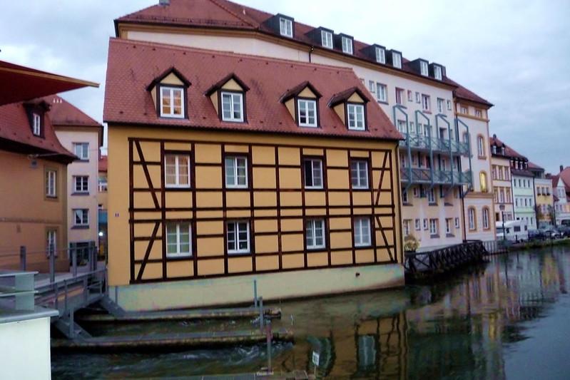 Canales en Bamberg