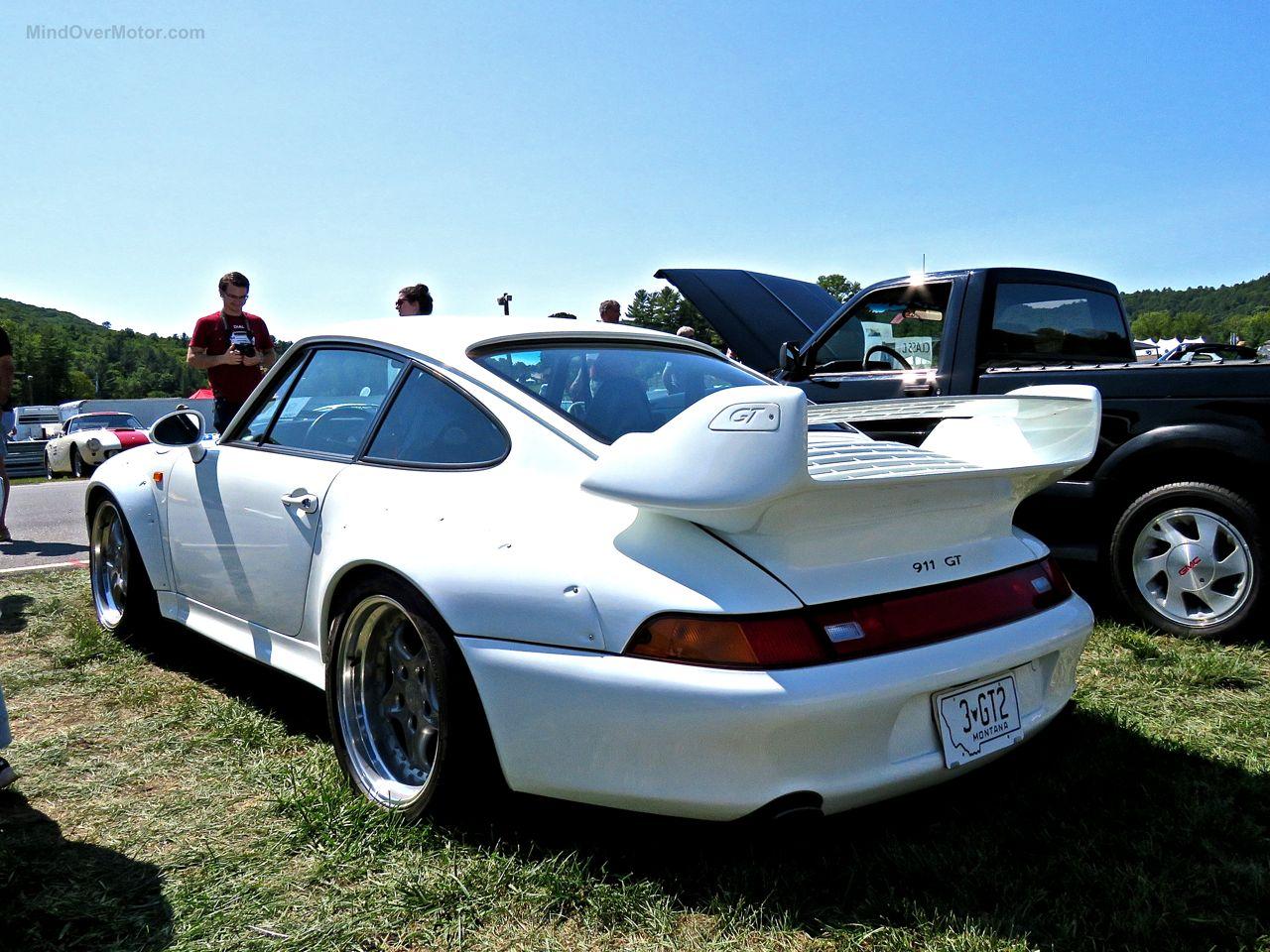 Porsche 993 GT2 Lime Rock 6
