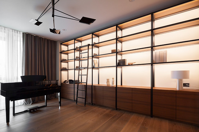 Restrained and luxury residence by Form Bureau Sundeno_22