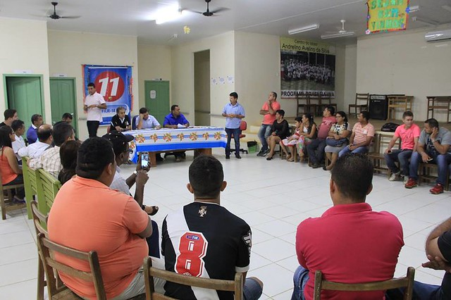 Encontro Partido Progressista - Barsileia e Epitaciolândia - 2