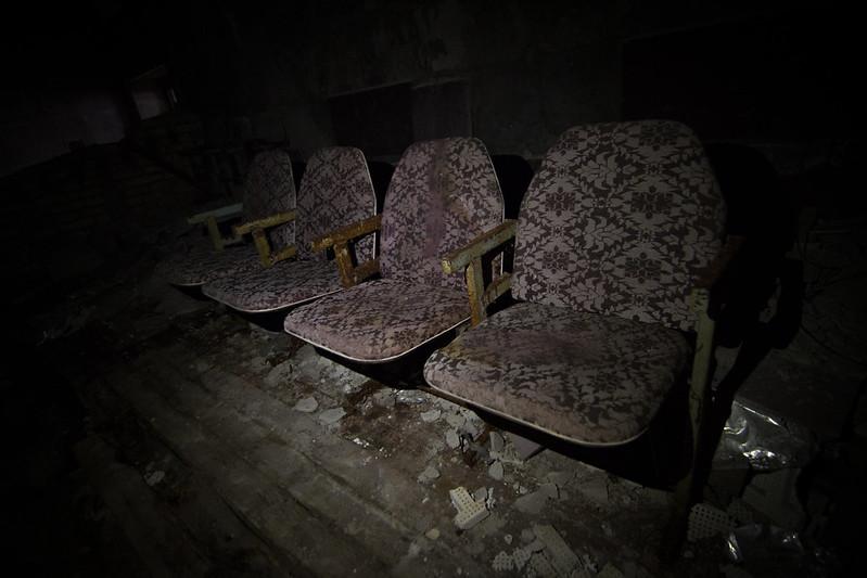 Take you seat...