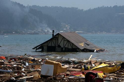 Imagen Tsunami 27F - 27 de Marzo 2010. Chile