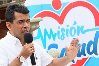 Gira Misión Salud - Pacho