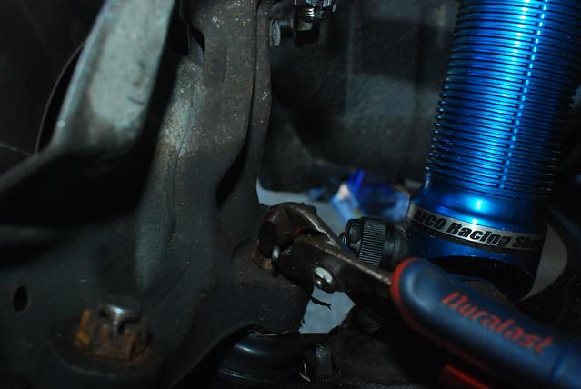 Genuine Mazda NA01-34-112 Upper Control Arm Bolt MX5.