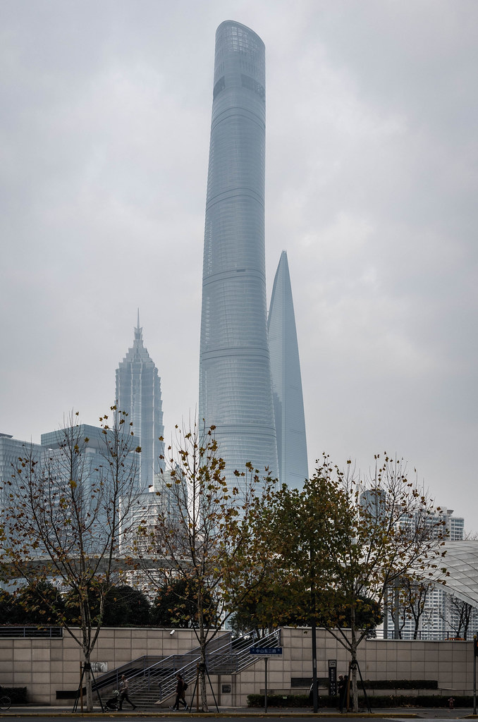 Jin Mao | Shanghai Tower | Shanghai World Financial Center