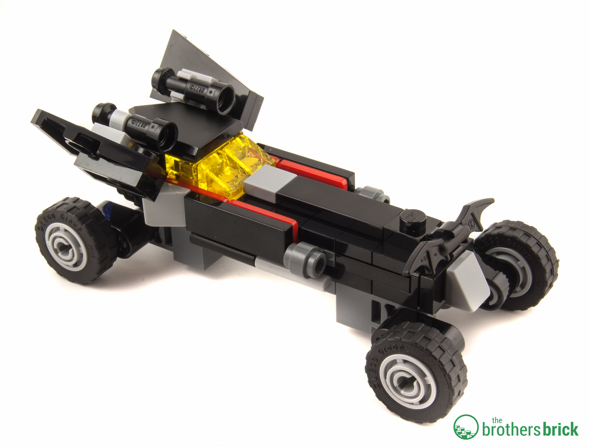 new lego batman movie batmobile batwing mini sets revealed review the brothers brick the. Black Bedroom Furniture Sets. Home Design Ideas