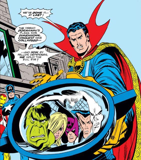 Doctor Strange - Comics - 1