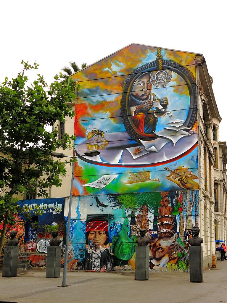 Mural (Quinta Normal)
