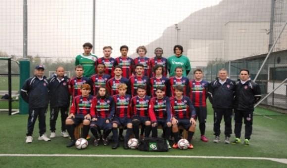 Juniores Nazionali, Virtus Verona - Caravaggio 3-0