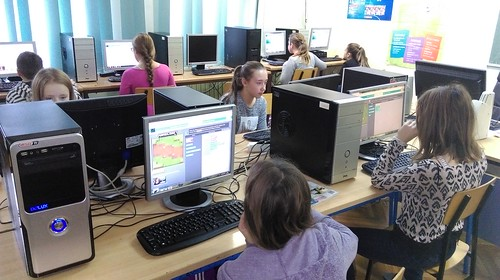 Code.org - IV. osnovna škola Varaždin 16.12.2016 (1)