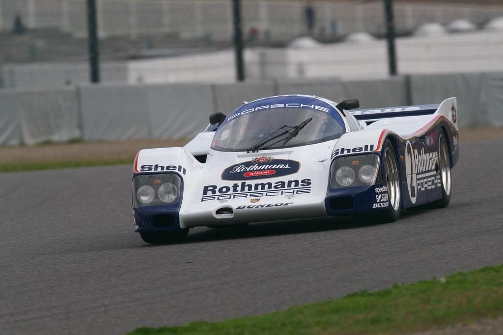 Porsche 962LM Rothmans