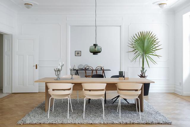 Elegant interior of Lärkstan by Annalena Leino. Sundeno_02