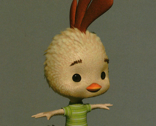 Chicken Little Arte 00004