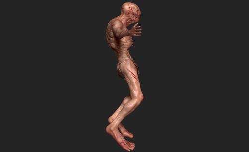 Decimari Figure - WIP 02