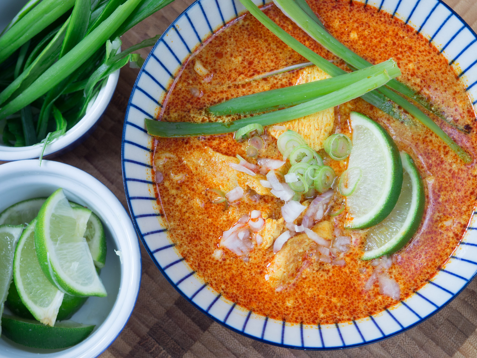 Recipe for Homemade Chiang Mai Curry Noodles