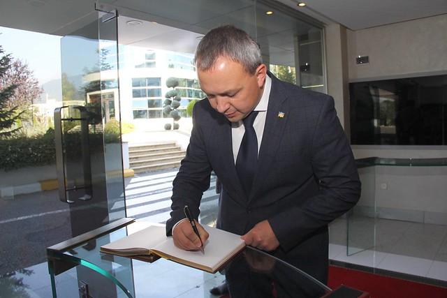 Муляренко в Азербайджані