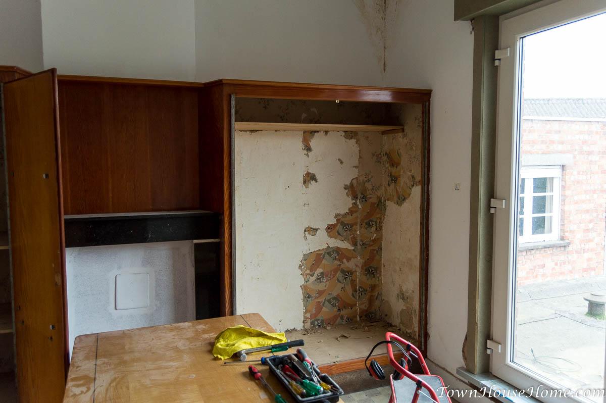 First floor demo 2