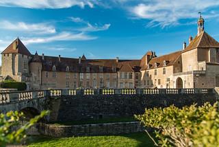 Château d'Époisses, Côte-d'Or