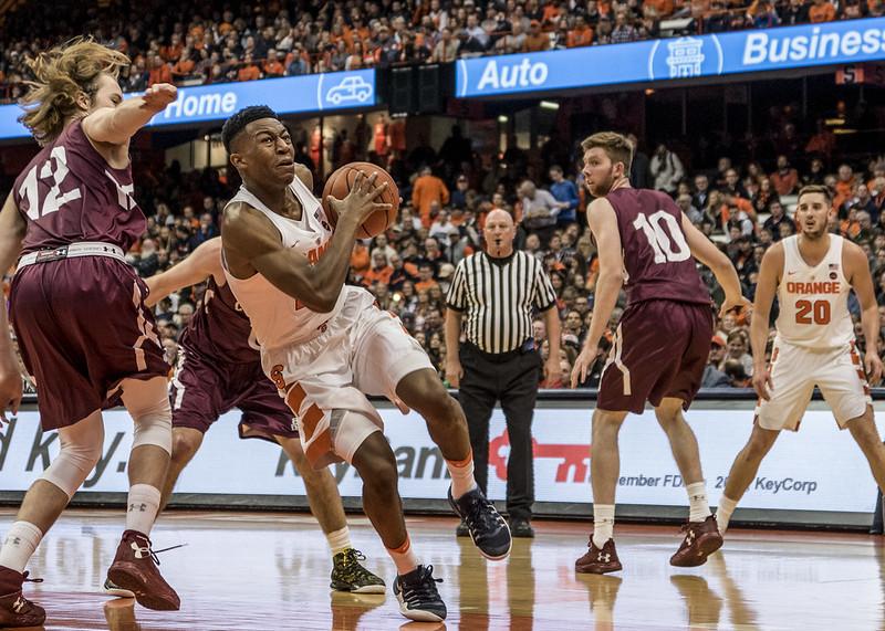 SU Basketball: Syracuse vs. Colgate