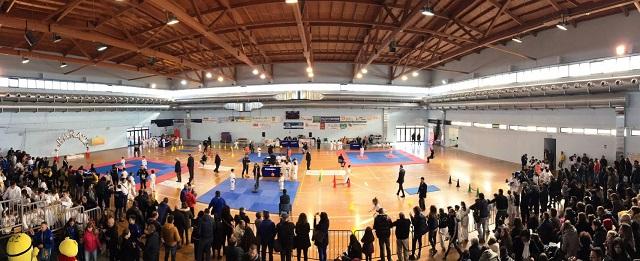 Noicattaro. Evento karate intero1