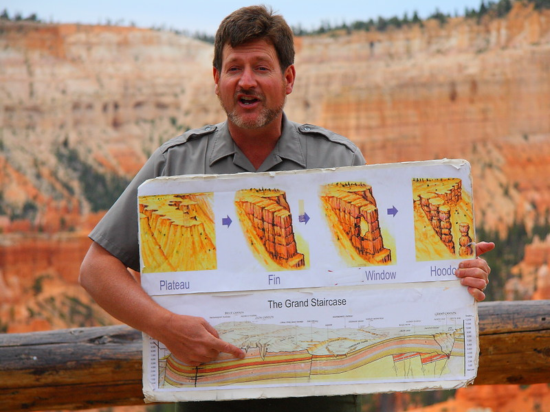 IMG_3855 Geology Talk, Bryce Canyon National Park