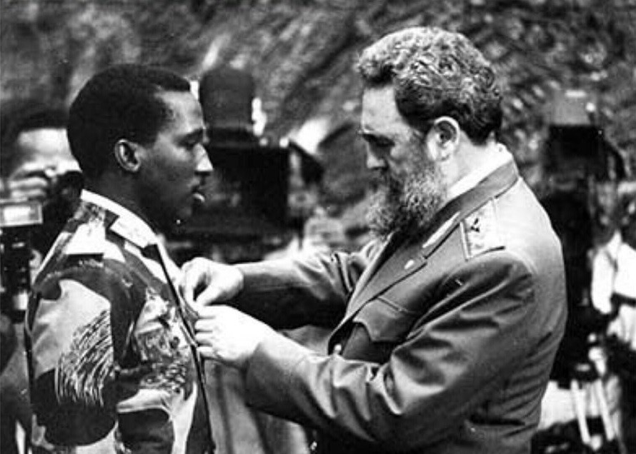 Image result for fidel castro with african leaders