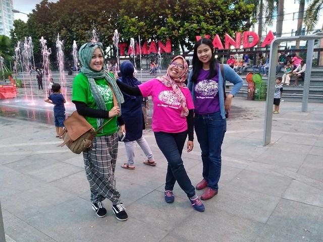 Taman Vanda, Bandung