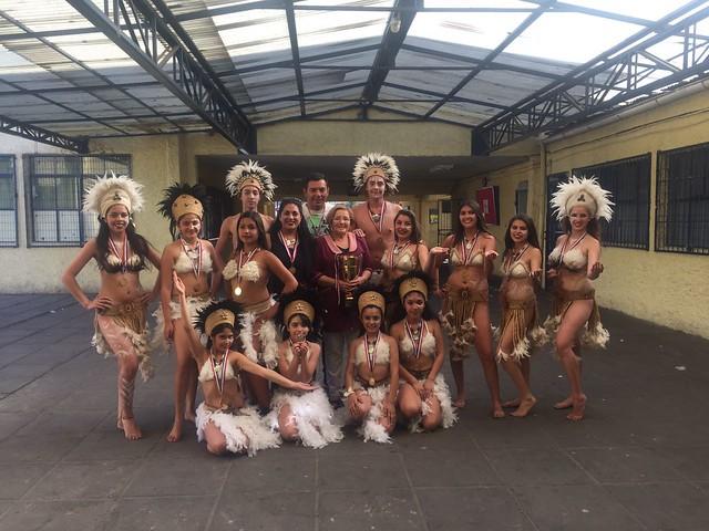 Premio Intercomunal Danza Rapa Nui