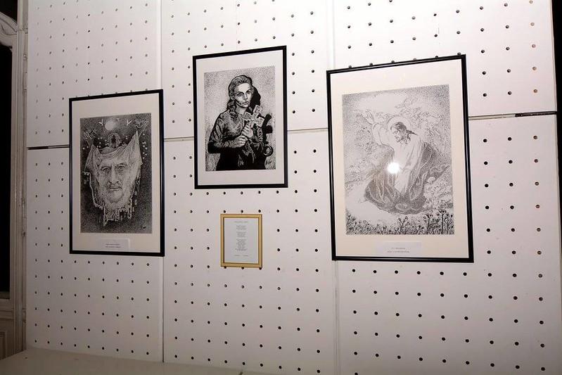 Szakrális művészeti kiállítás