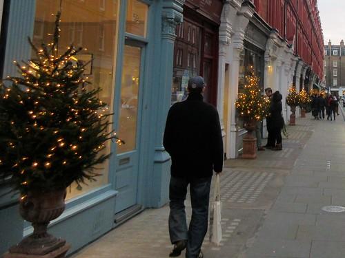 Chiltern Street Christmas