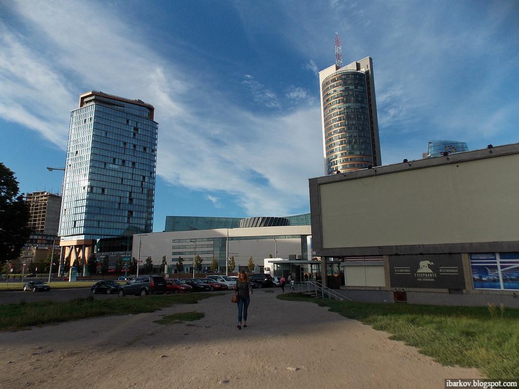 20 Народна тропа Вільнюс