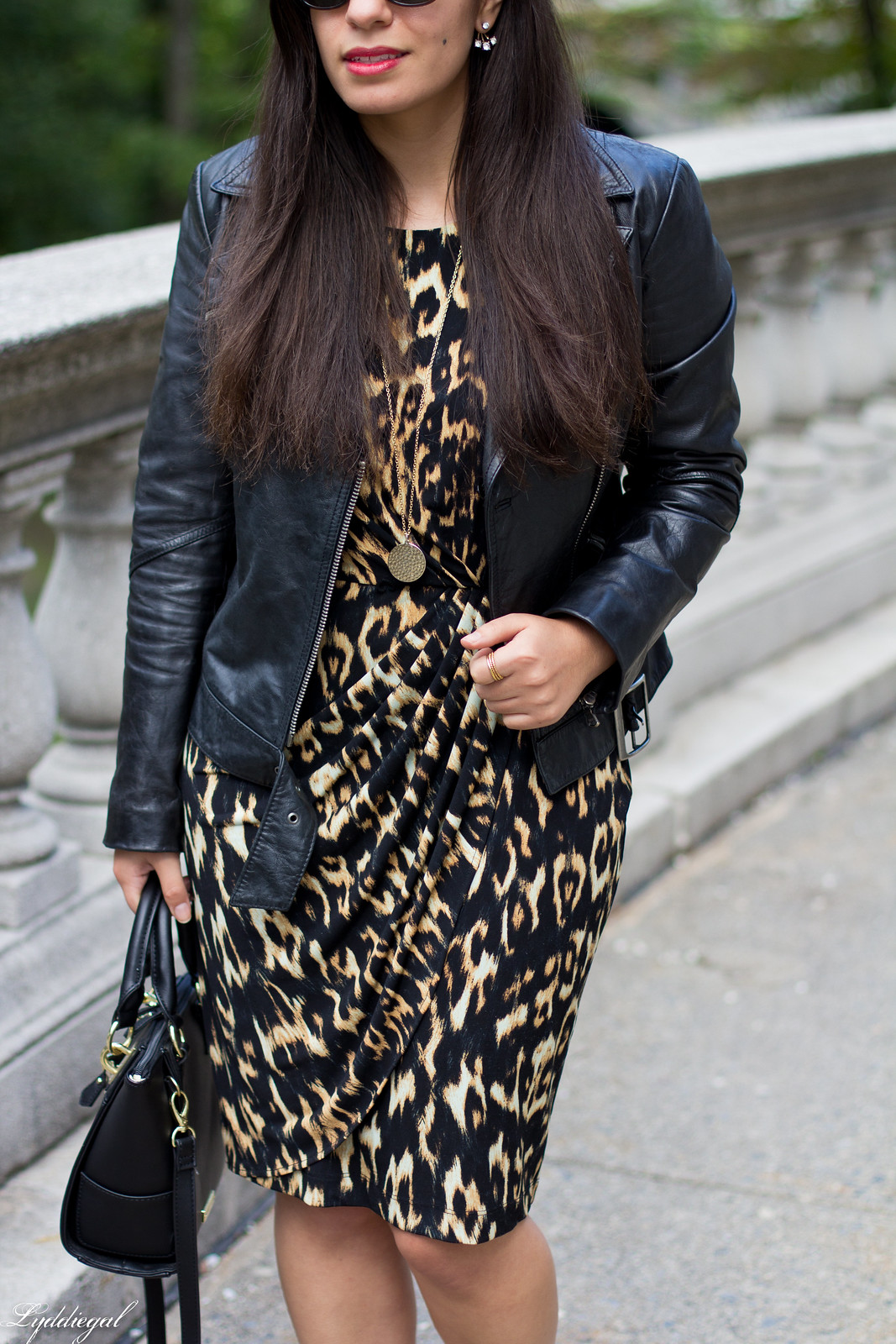 leopard dress, leather moto jacket, strappy heels-6.jpg