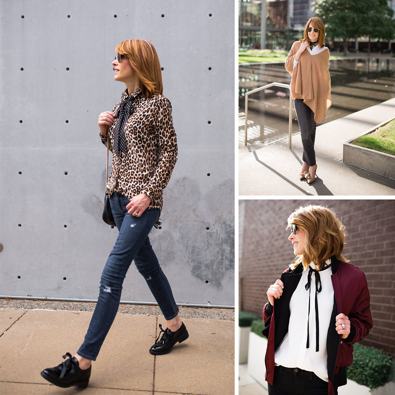 Cathy - The Middle Page Blog, over 40 fashion & style blogger