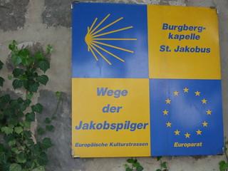 Jakobsweg 2007