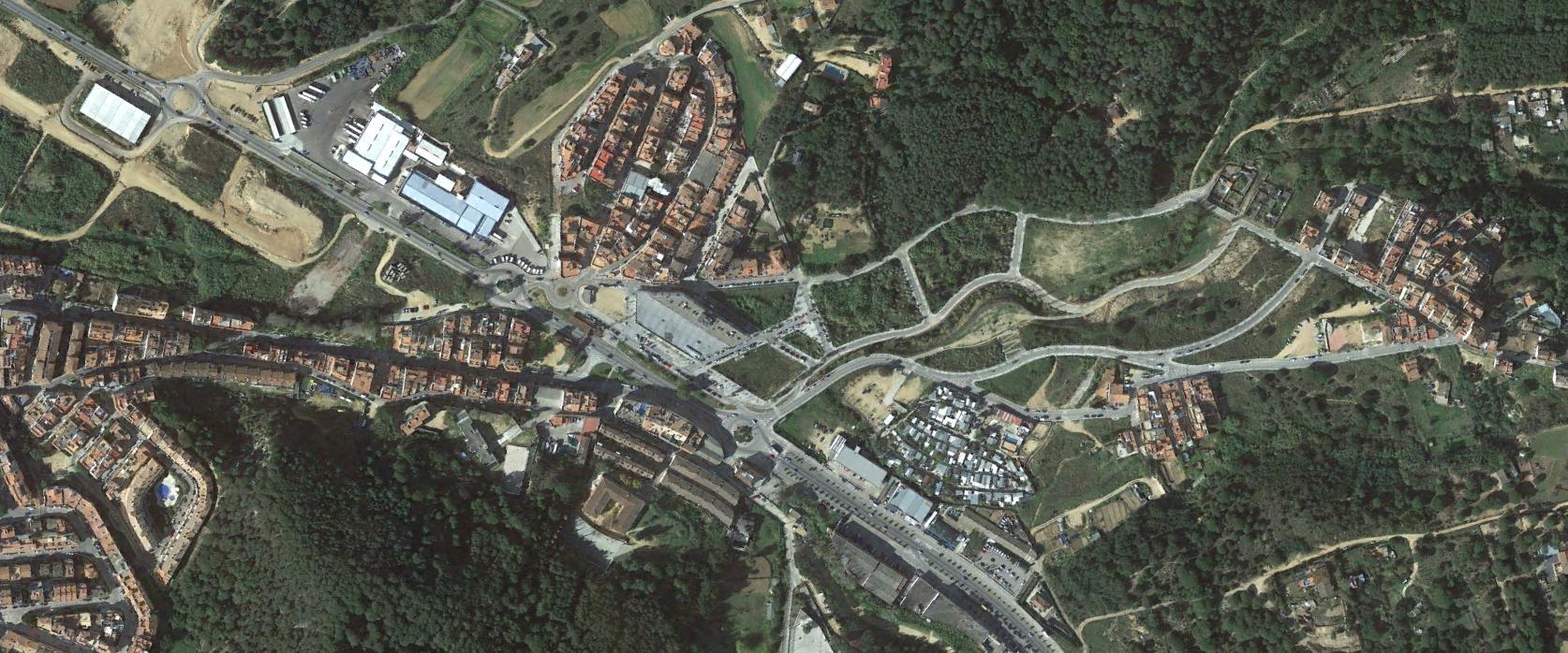 blanes, girona, bcarriles, después, urbanismo, planeamiento, urbano, desastre, urbanístico, construcción, rotondas, carretera