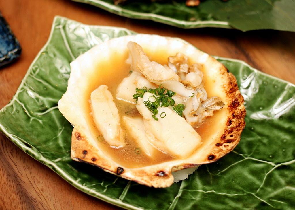 kurama-robatayaki-hotate-grilled-scallop
