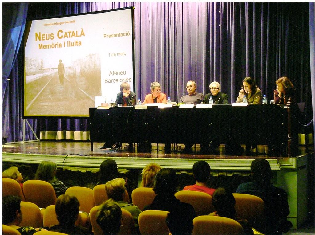 Acte presentacio llibre Memòria i Lluita 3bis