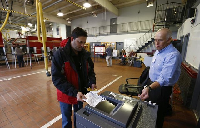ballot scanning