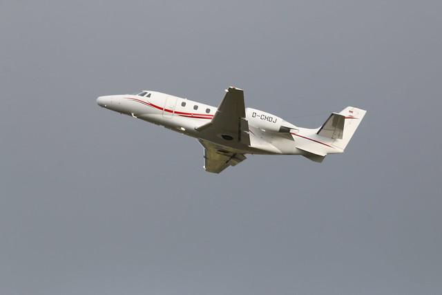 D-CHDJ take off.