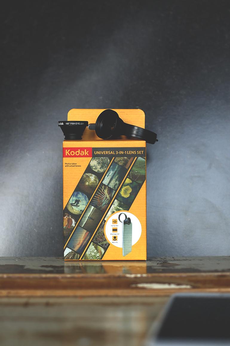 Kodak 3-in-1 Universal Lens Set, smartphone lens, smartphone lens set, fashionblogger, fashion is a party, smartphonehoesjes.nl, google pixel, selfie stick, wide angle lens, macro lens, fish eye lens, gadget, iphone 6s plus