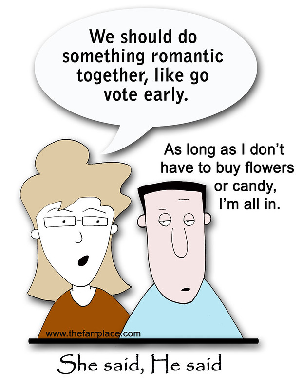 Early Voting Date