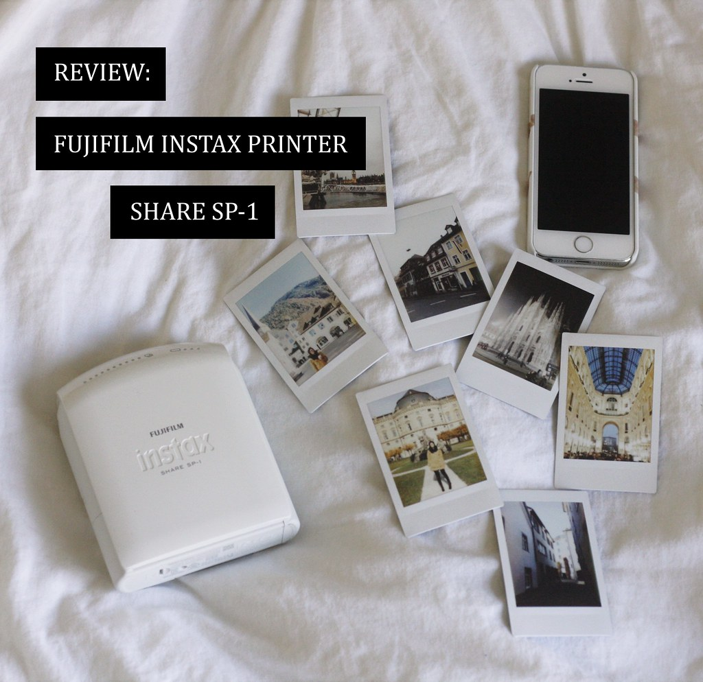 fujifilm instax printer review