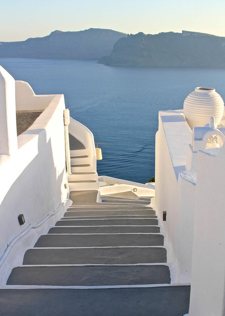 SantoriniStaircase5x7