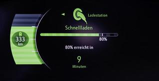 Opel Ampera-e: Kurz laden, lang fahren