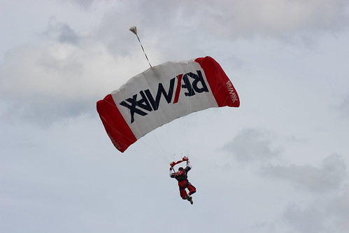 RE/MAX SKYDIVE TEAM