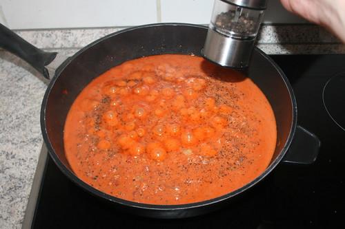 31 - Mit Salz & Pfeffer abschmecken / Taste with salt & pepper