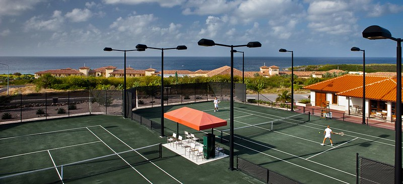 Tafelberg Tennis Oasis at Santa Barbara Beach and Golf Resort