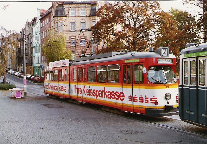 Linie 12 Kassel